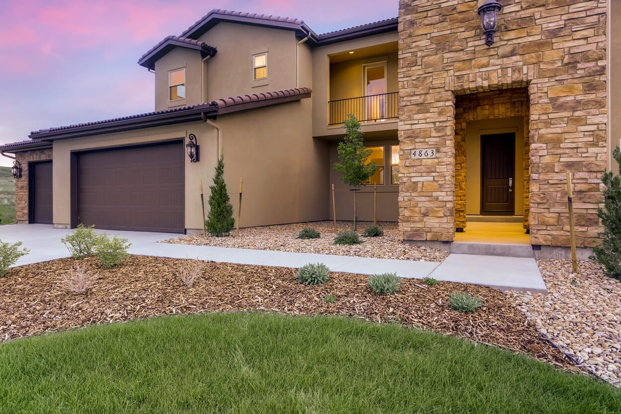 Brand New Celebrity Custom Home for Sale Near Denver- Zoomed In View