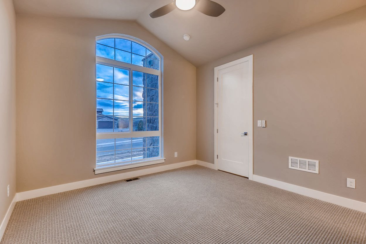 Unfurnished room in ranch style home: 5608 Raintree Drive Parker